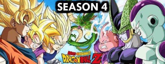 DBZ Season 4 Episodes English Dubbed