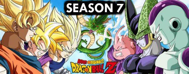 DBZ Season 7 Episodes English Dubbed