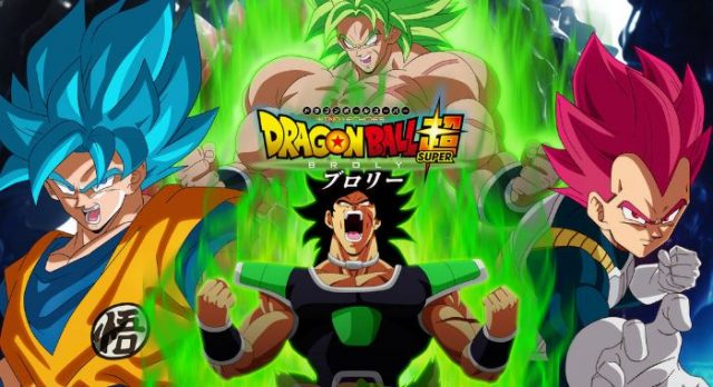 Dragon Ball Super Broly English Dubbed Movie