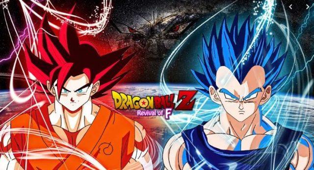 Dragon Ball Z Resurrection F English Dubbed Movie