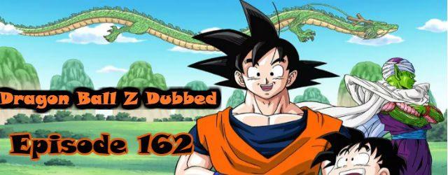 dragon ball z episode 162 english dubbed