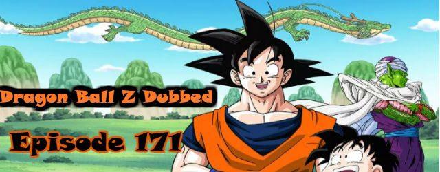 dragon ball z episode 171 english dubbed